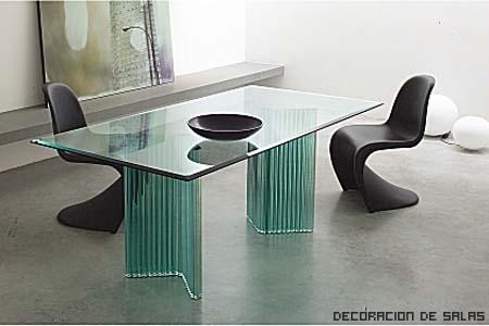 Tipos de mesa de comedor