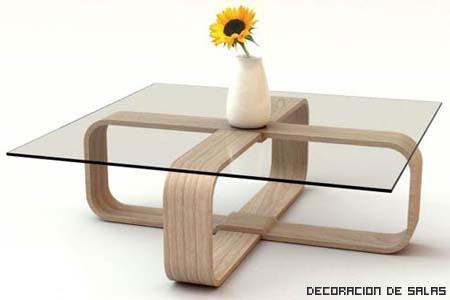 Tipos de mesas de cristal for Modelos de mesas para cafeteria