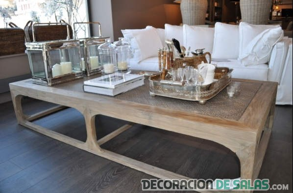 Ideas para decorar tus mesas de centro - Decorar mesa de centro ...