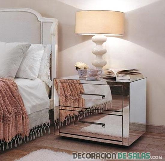 Muebles de espejo para decorar tu hogar for Muebles para decorar tu hogar