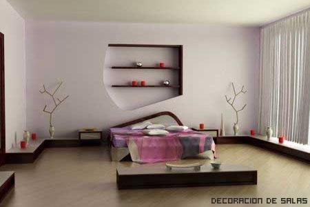Materiales del estilo minimalista