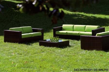 mobiliario minimalista