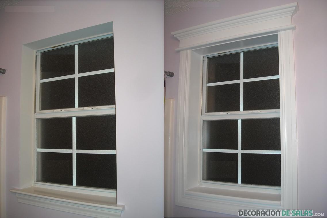 moldura de ventana