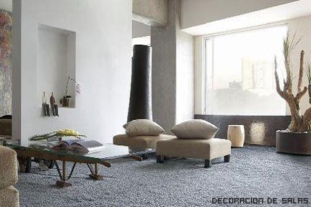 Tipos de suelo para cada estancia - Moqueta para suelo ...