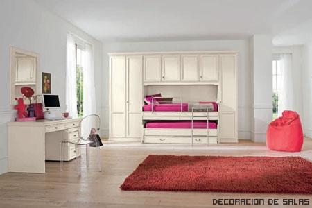Dormitorios más cómodos