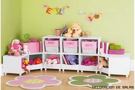 muebles almacenamiento