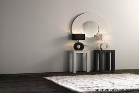 mueble circular