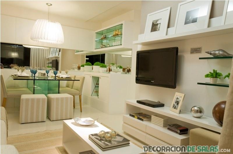mueble salón apartamentos