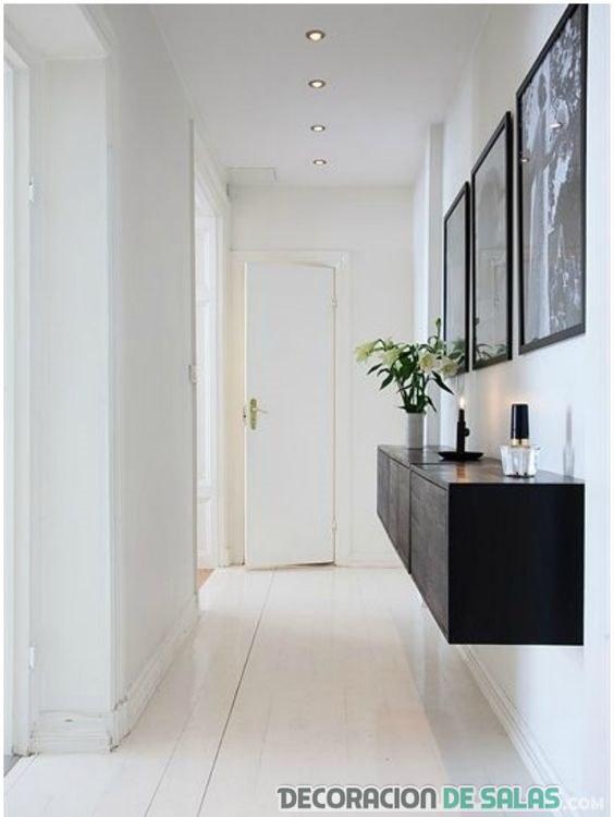 muebles anclados para pasillos