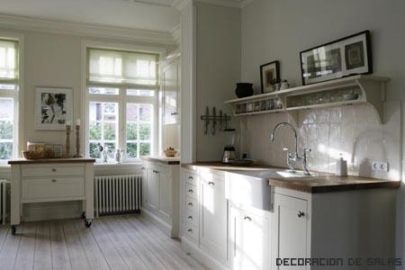Cocina vintage - Muebles de cocina retro ...
