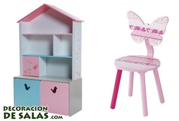 Muebles infantiles vertbaudet for Pegatinas infantiles para muebles
