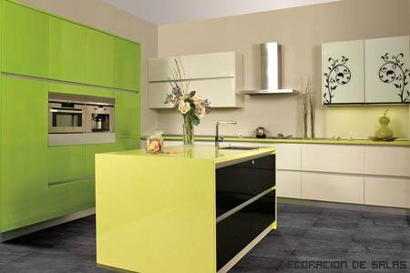 Muebles para la cocina - Lacados de muebles ...