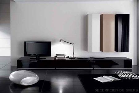 Muebles lacados for Muebles de salon lacados