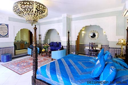 Decoraci n marroqu - Muebles estilo marroqui ...