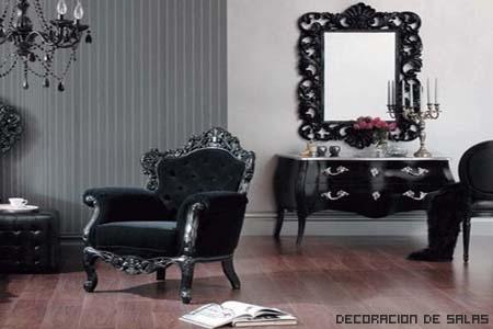 Barroco muebles cabecero frances barroco cmoda barroco - Muebles estilo barroco moderno ...