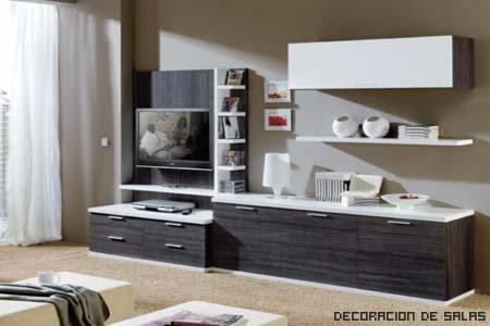 Nuevo salón, mismos muebles