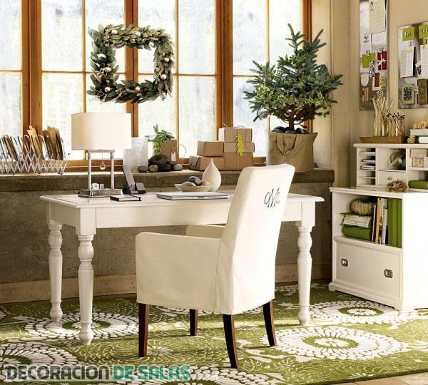 Ideas de oficinas en casa con mucho estilo for Estilos de oficinas