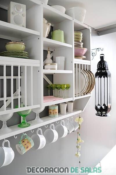 5 ideas para decorar de manera r pida y creativa - Orden en la cocina ...