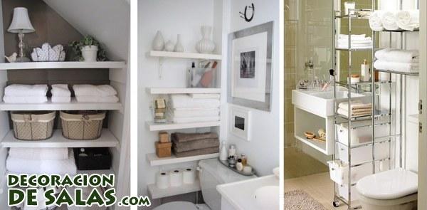 Ideas para organizar el ba o for Elementos decorativos para el hogar