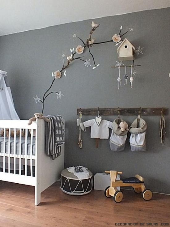 habitaciones de bebés