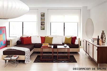 paredes salon elegante