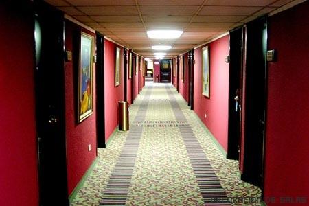 Decora todos los pasillos