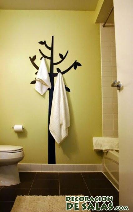 Percheros originales - Percheros para banos ...