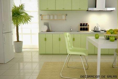 Beneficios de las plantas de interior - Plantas en la cocina ...