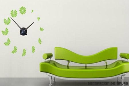 Relojes de pared para decorar - Relojes para decorar paredes ...