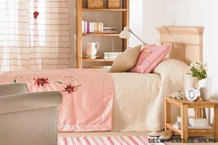 Cuarto de baño rosa