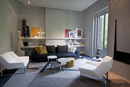 Saca partido al espacio - Ideas para decorar tu salon ...