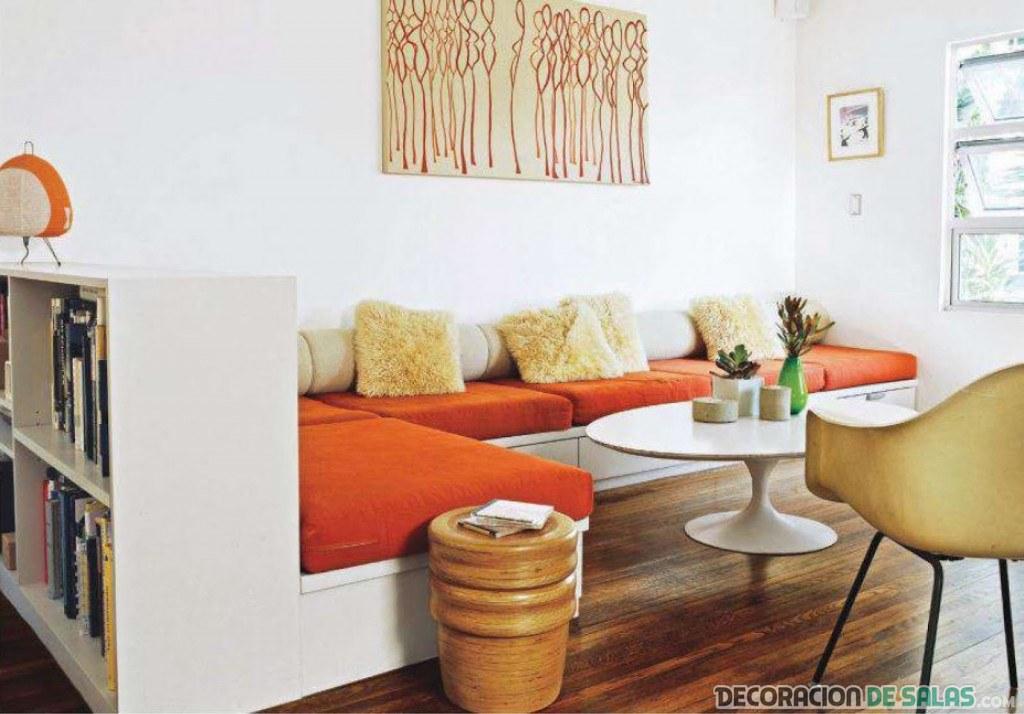 sala decorada moderna
