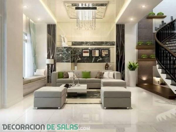 Diferentes dise os de salas minimalistas for Disenos de salas