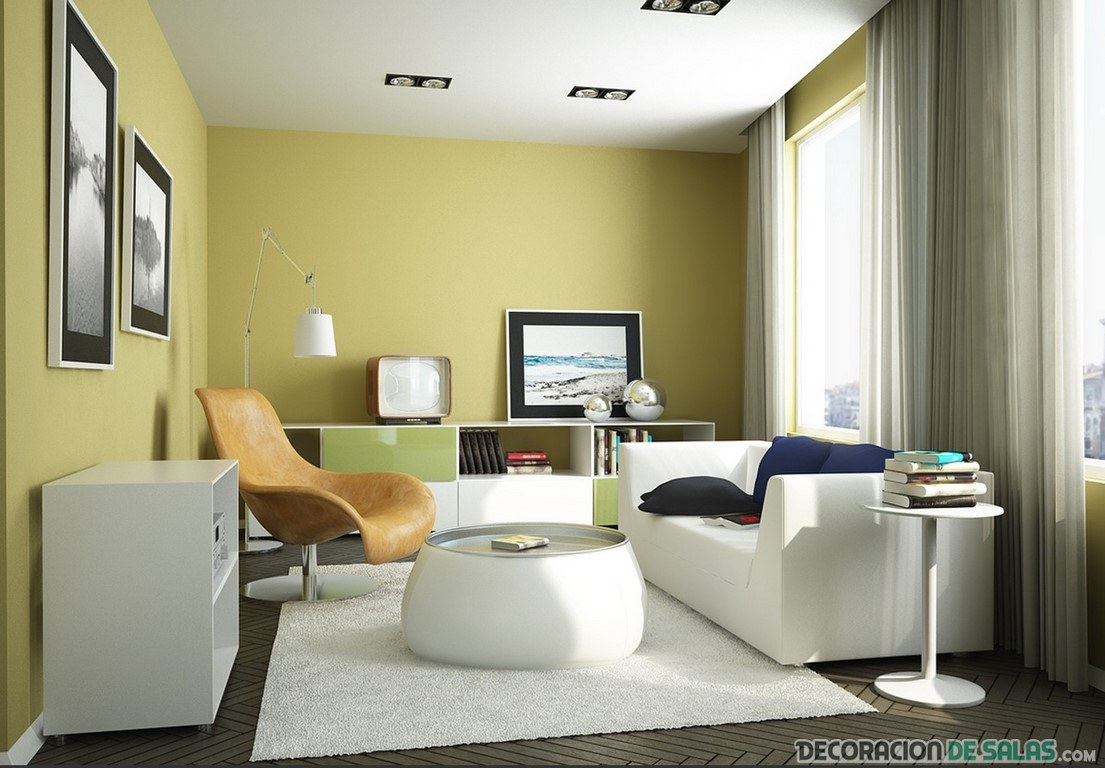 pintura para salas colores salas modernas con una decoracin sencilla