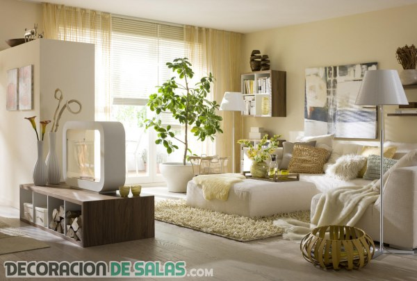 Decoraci n de salas modernas for Decoracion de salas 2016
