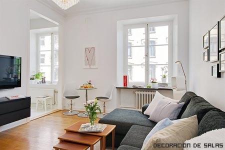 decorar un piso de 40 metros cuadrados