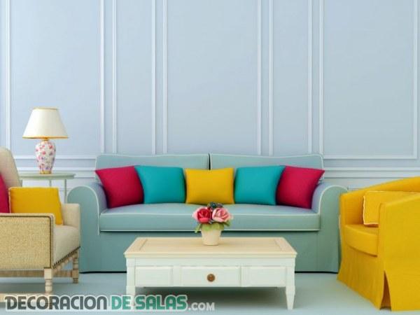 Los mejores colores para decorar en verano