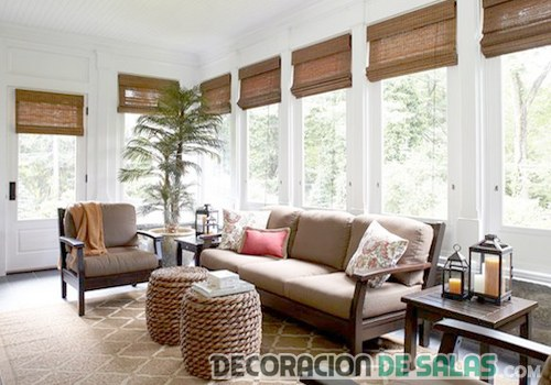 Ideas para la decoraci n con mimbre - Decoracion mimbre ...