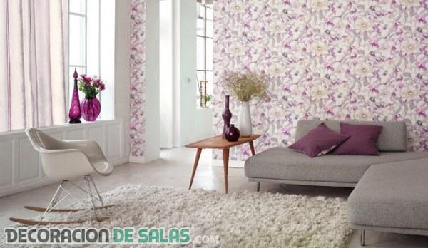 ¿Te gusta el papel pintado para tu decoración?