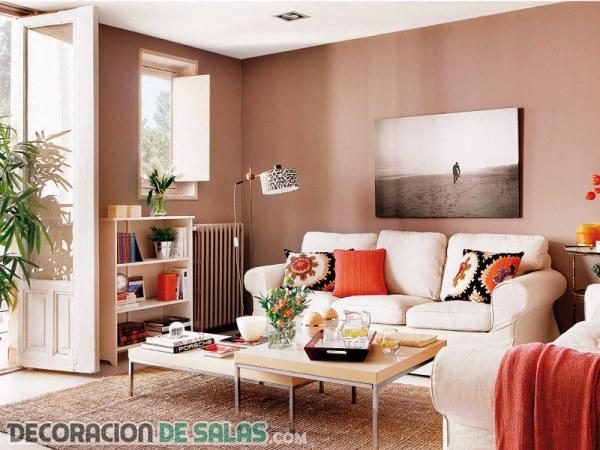 Ideas para distribuir los muebles en el sal n - Ideas muebles salon ...