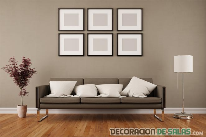 Ideas para pintar las paredes de manera profesional for Decoracion de interiores estudiar