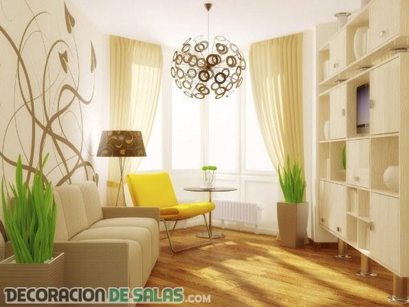 Decora un apartamento peque o con poco dinero for Decoracion de un apartamento pequeno