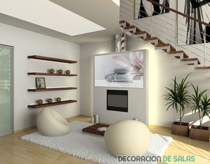 Decoracion Oriental Salon ~ Decoracion Salones Tipo Zen