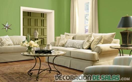4 colores modernos para tu sal n - Colores de pintura para salones pequenos ...