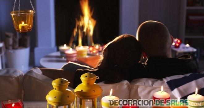salon romantico