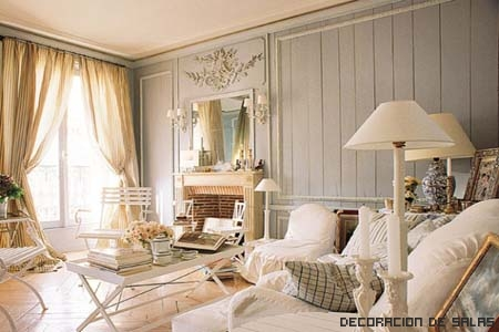 ideas para el estilo shabby chic. Black Bedroom Furniture Sets. Home Design Ideas