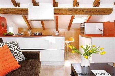 Modernidad para tus buhardillas for Quiero ver muebles