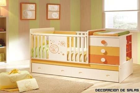 Seguridad en las camas de los niños