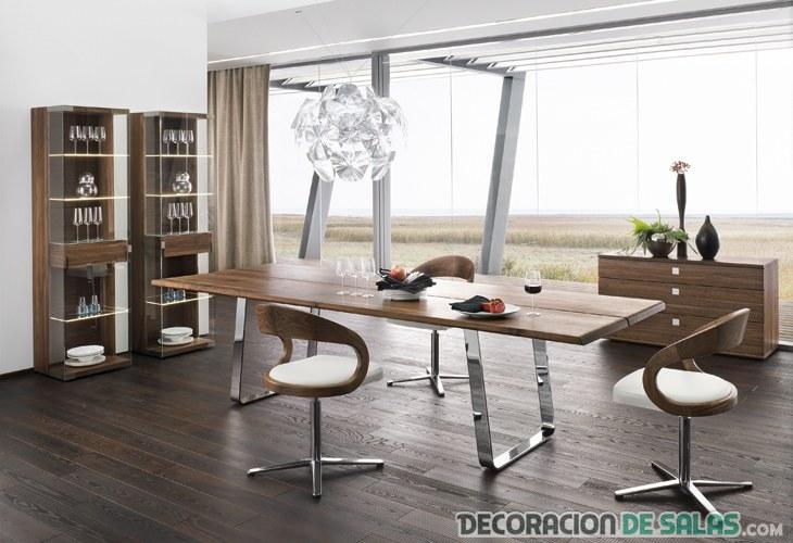 sillas originales para un comedor moderno