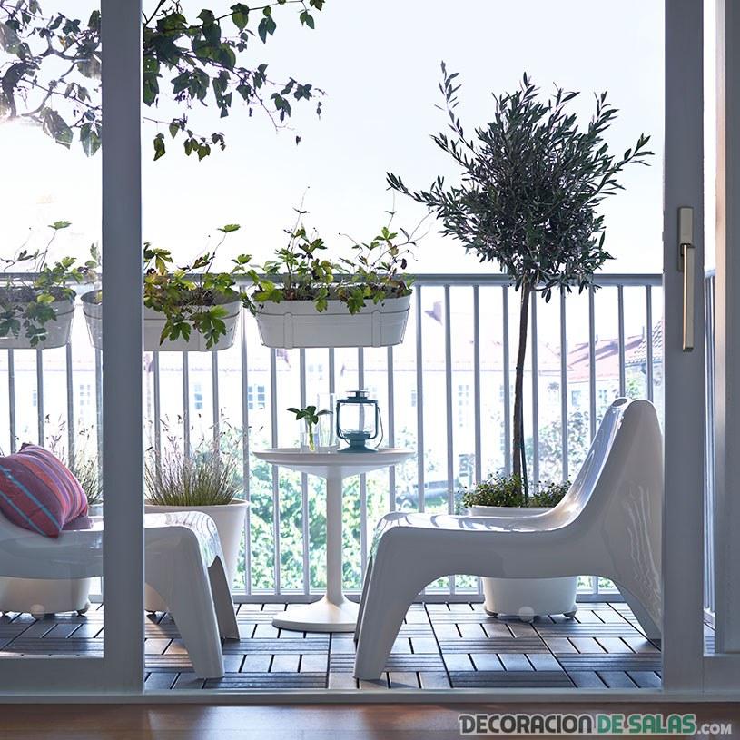 sillas plastico terraza ikea